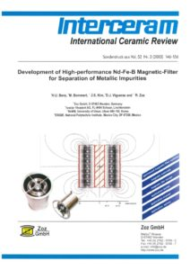 thumbnail of 29 – Magnetfilter Interceram Vol52Nr3-2003_compressed