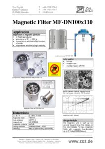 thumbnail of Magnetfilter (E) 1901