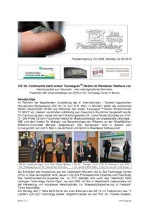 thumbnail of ZG-1609 Löwenzahnreifen auf OZ-16 – D-Conti